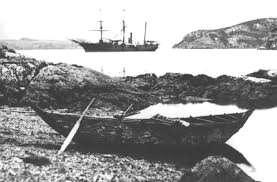 Canoa Indígena Fueguina