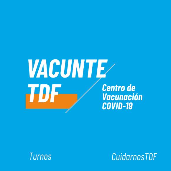 vacunate tdf